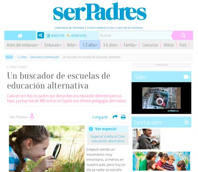 Press serpadres
