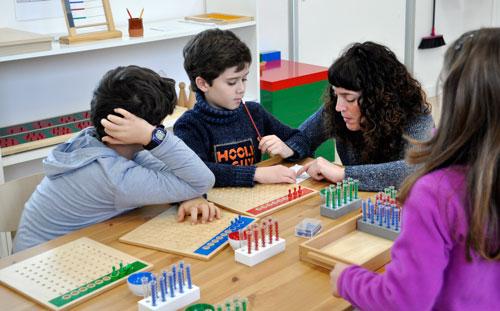 Guia Montessori primaria