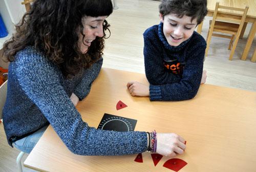 Presentacion angulos Montessori