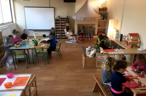 Actividades escuela rural
