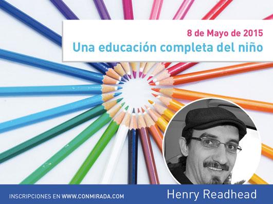 Henry Readhead